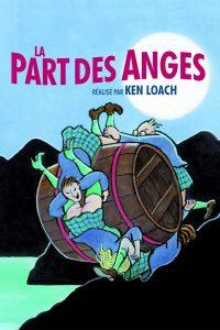 """Affiche du film """"La part des anges"""""""