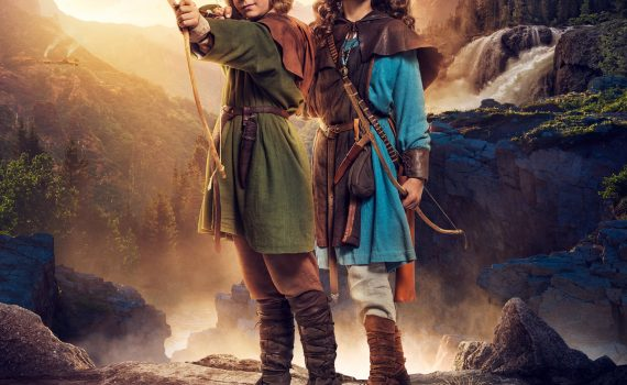 "Affiche du film ""Alvdan, apprenti viking"""