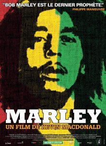 "Affiche du film ""Marley"""