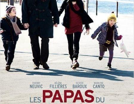 """Affiche du film """"Les papas du dimanche"""""""