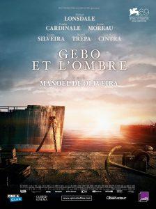 """Affiche du film """"Gebo et l'ombre"""""""