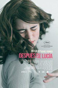 """Affiche du film """"Después de Lucía"""""""