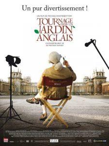 """Affiche du film """"Tournage dans un jardin anglais"""""""