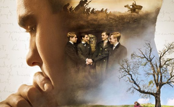 """Affiche du film """"Tolkien"""""""