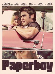 """Affiche du film """"Paperboy"""""""