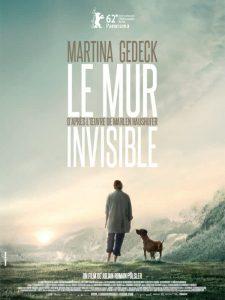 """Affiche du film """"Le mur invisible"""""""