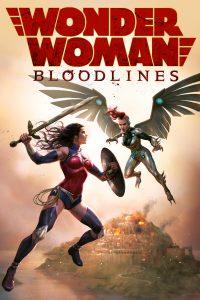 """Affiche du film """"Wonder Woman : Bloodlines"""""""