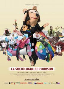 """Affiche du film """"La sociologue et l'ourson"""""""
