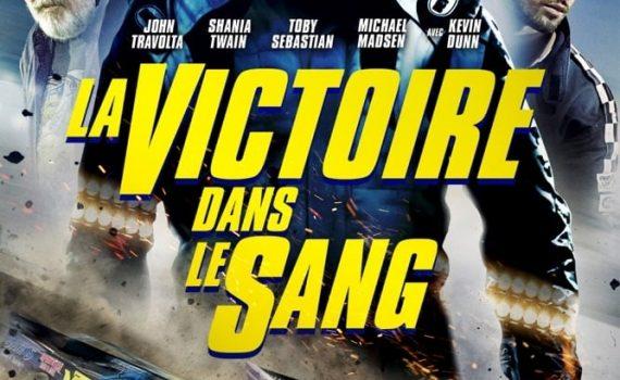 """Affiche du film """"La Victoire dans le Sang"""""""