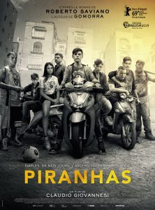 """Affiche du film """"Piranhas"""""""