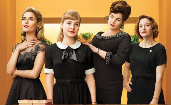"""Affiche du film """"Les petites robes noires"""""""