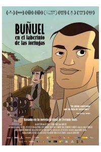"""Affiche du film """"Buñuel après l'âge d'or"""""""