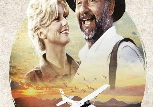 """Affiche du film """"L'africain"""""""