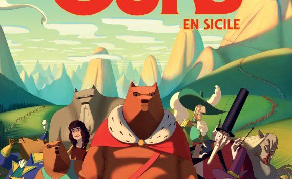 """Affiche du film """"La fameuse invasion des ours en Sicile"""""""