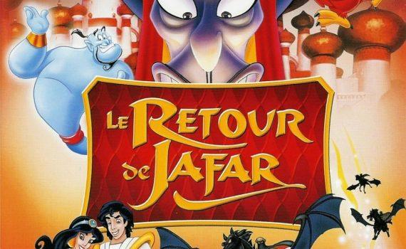 """Affiche du film """"Le Retour de Jafar"""""""