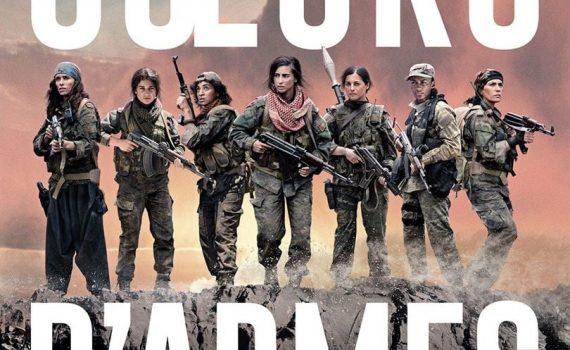 """Affiche du film """"Sœurs d'armes"""""""
