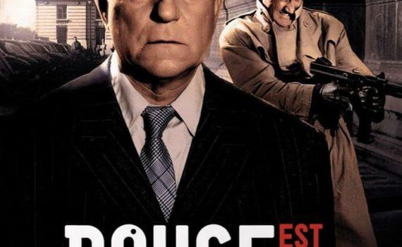 """Affiche du film """"Le rouge est mis"""""""
