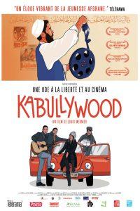 "Affiche du film ""Kabullywood"""