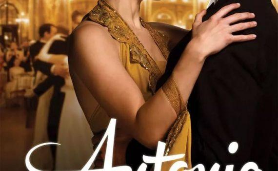 """Affiche du film """"Antonia, la chef d'orchestre"""""""