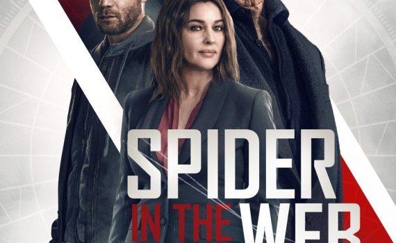 """Affiche du film """"Spider in the Web"""""""