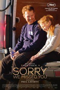 """Affiche du film """"Sorry We Missed You"""""""