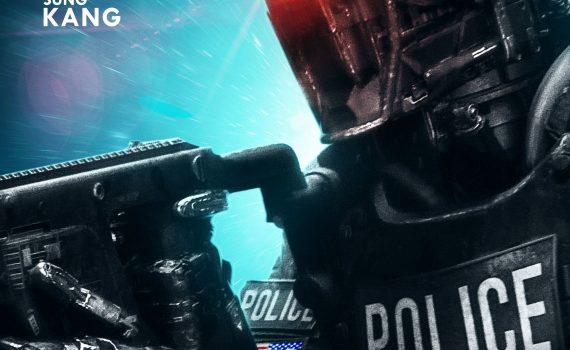 "Affiche du film ""Code 8"""