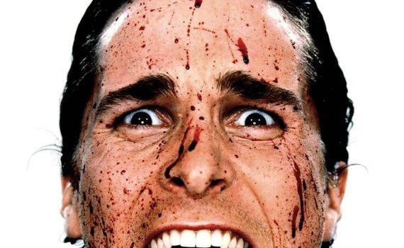 "Affiche du film ""American Psycho"""