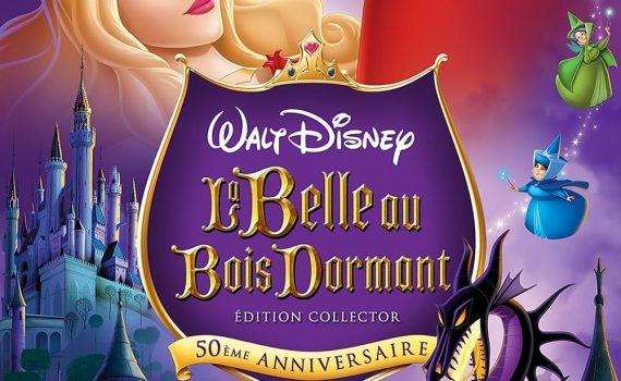 """Affiche du film """"La Belle au bois dormant"""""""