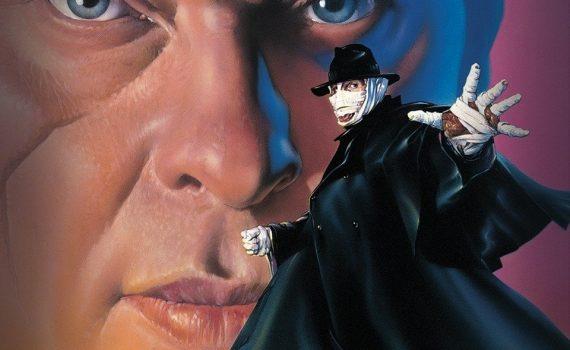 """Affiche du film """"Darkman II, Le Retour de Durant"""""""