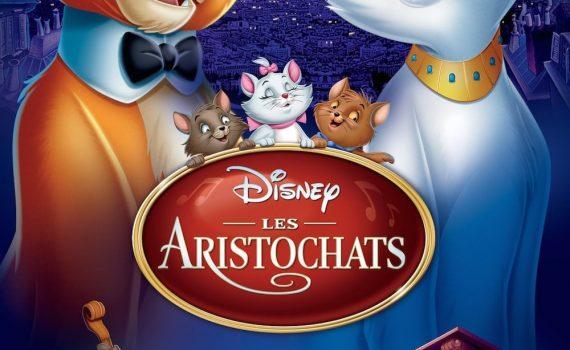 """Affiche du film """"Les Aristochats"""""""