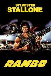 "Affiche du film ""Rambo"""