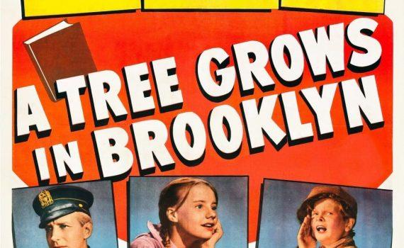 """Affiche du film """"Le Lys de Brooklyn"""""""