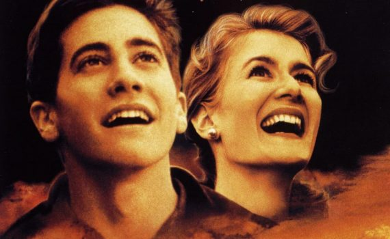 """Affiche du film """"Ciel d'octobre"""""""
