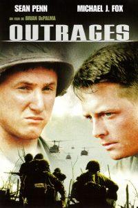 """Affiche du film """"Outrages"""""""
