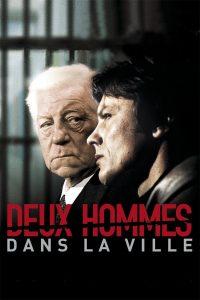 """Affiche du film """"Deux hommes dans la ville"""""""