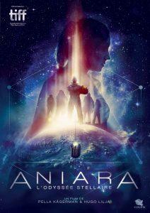 "Affiche du film ""Aniara : L'Odyssée stellaire"""