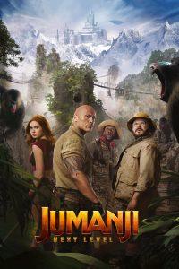 "Affiche du film ""Jumanji: Next Level"""