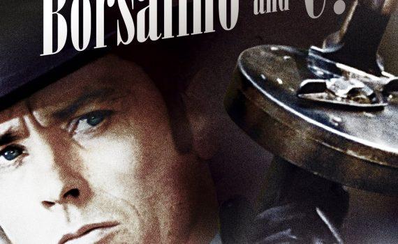"Affiche du film ""Borsalino and Co."""