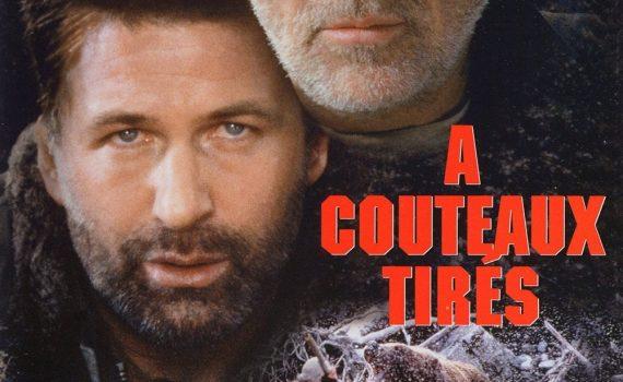 """Affiche du film """"À couteaux tirés"""""""