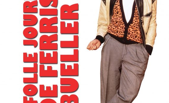 """Affiche du film """"La folle journée de Ferris Bueller"""""""