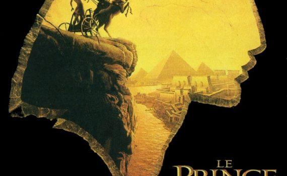 """Affiche du film """"Le prince d'Égypte"""""""