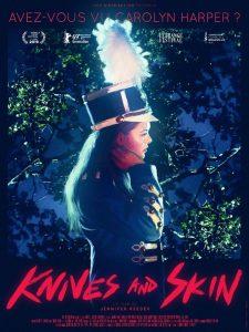 """Affiche du film """"Knives and Skin"""""""