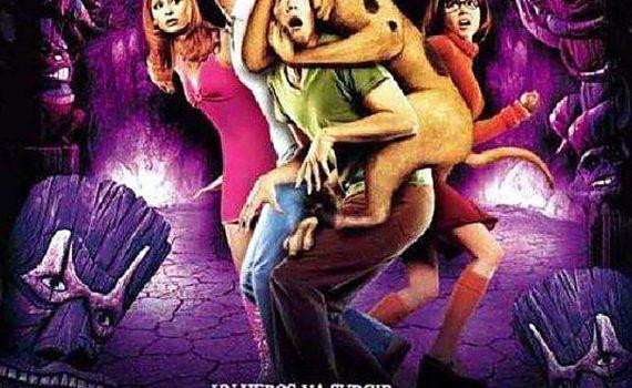 """Affiche du film """"Scooby-Doo"""""""