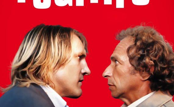 "Affiche du film ""Les Fugitifs"""