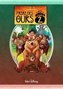 """Affiche du film """"Frère des ours 2"""""""