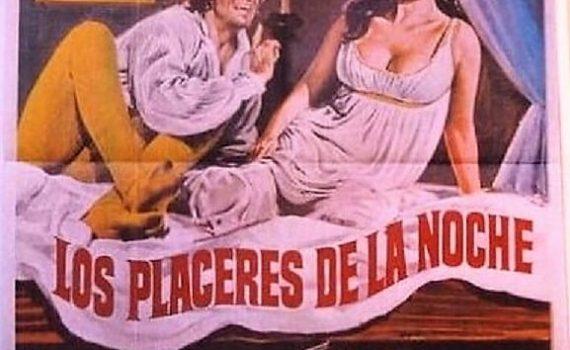 """Affiche du film """"Les Nuits facétieuses"""""""