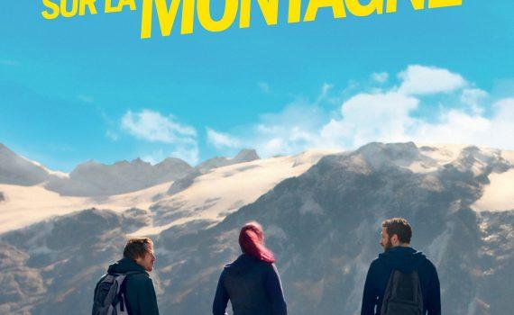 """Affiche du film """"Debout sur la montagne"""""""