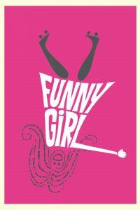 """Affiche du film """"Funny Girl"""""""