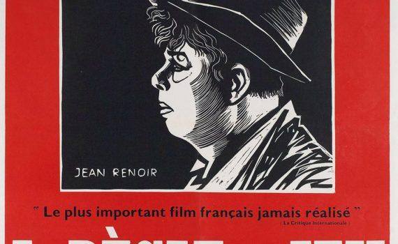 """Affiche du film """"La Règle du jeu"""""""
