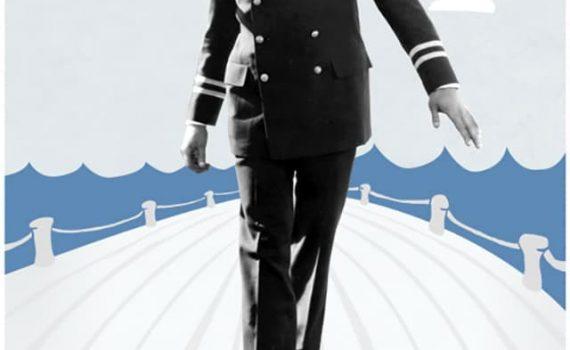 """Affiche du film """"Cadet d'eau douce"""""""